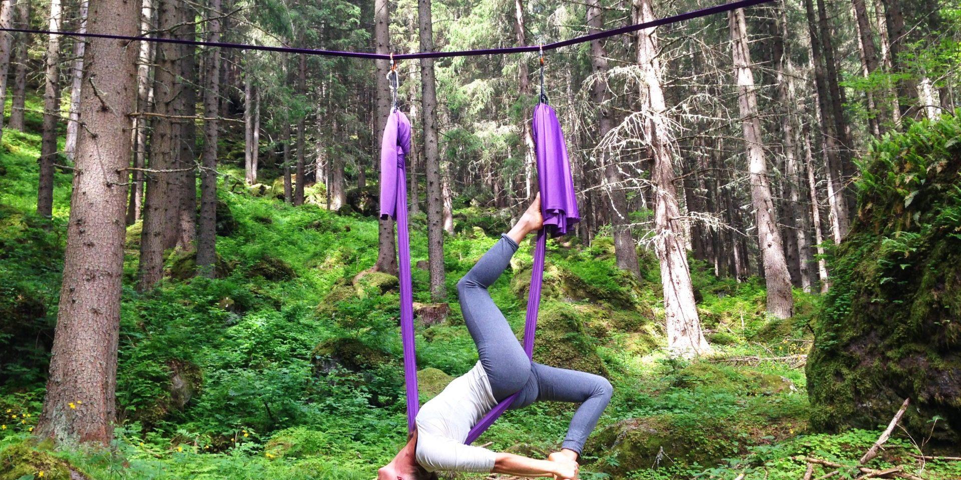 yoga in val di fassa